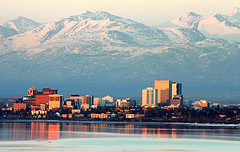 Special thanks to Frank Kovalchek for this image of Anchorage, Alaska